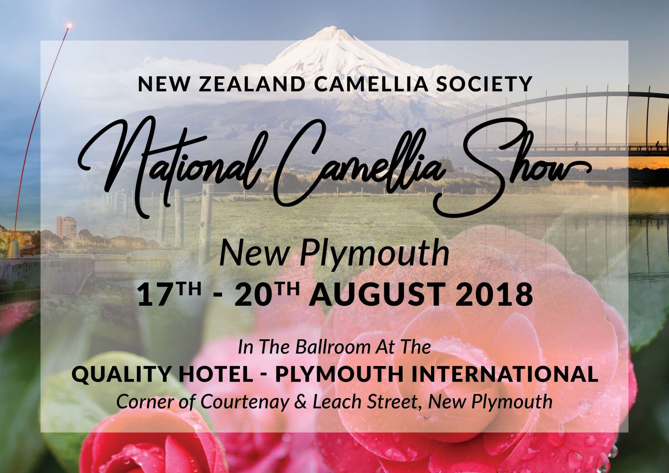 Camellia Show National Poster Websize